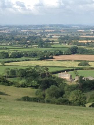 A Cotswold Landscape
