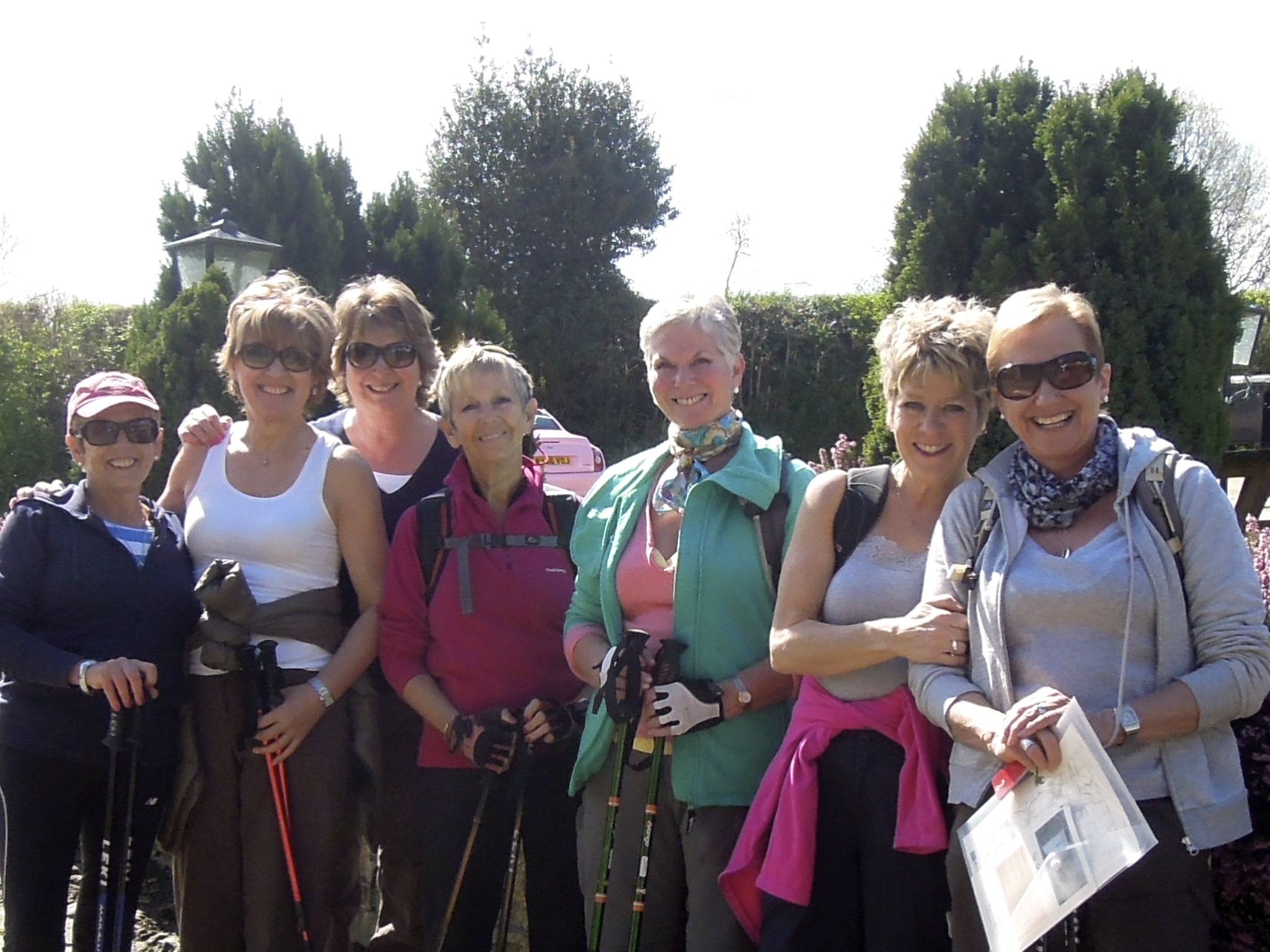 Walking holidays in England customer comments feedback reviews and testimonials