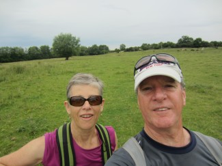 Rural walking holidays in the UK feedback comments testimonials