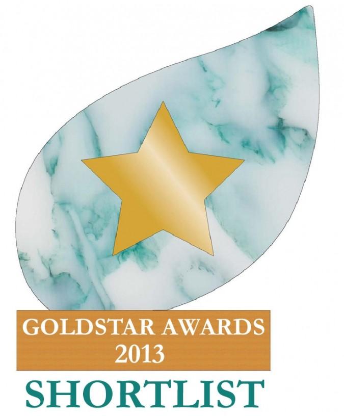 goldstar SHORTLIST logo 2013