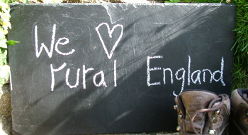 We love rural England
