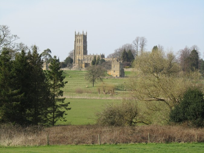 Cotswolds walking holiday