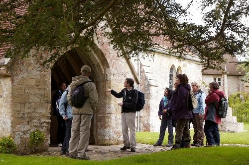 Web - Day Walks - Church Wiltshire