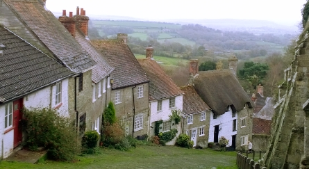 South West Explorer - Gold Hill, Shaftesbury