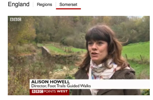 BBC Points West feature
