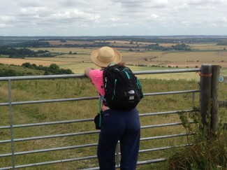 walking holiday Dorset and wiltshire