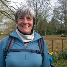 Julia Killick, Trail Co-ordinator