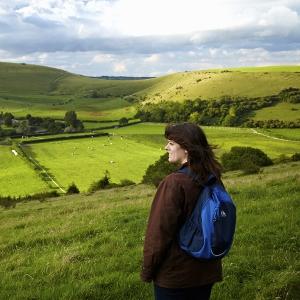 Exploring the Dorset countryside