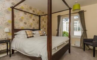 Devon country bedroom