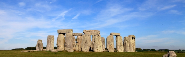 Guided Walking Tour to Stonehenge, Wiltshire