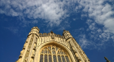 South West Explorer - Bath Abbey