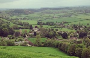 Somerset Knights Quest walking holiday by Foot Trails