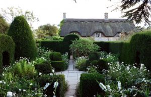 The National Trust's Hidcote Gardens