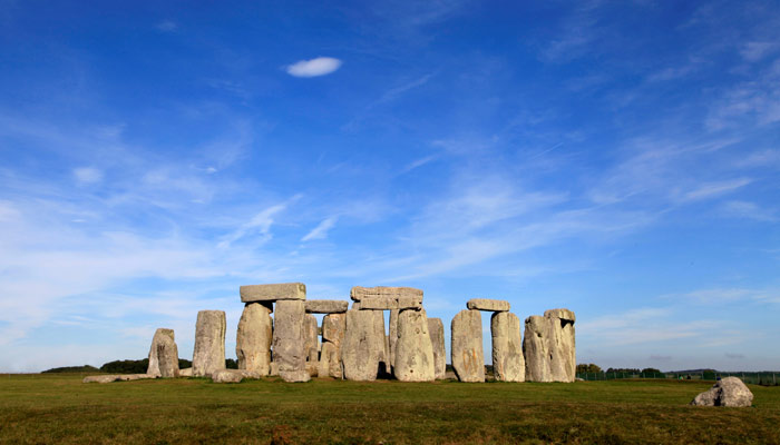 Stonehenge - photo credit Visit Wiltshire