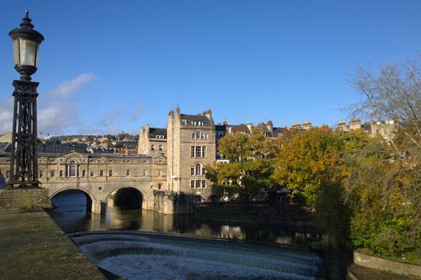 Bath's Pulteney Weir