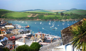 Devon's Salcombe estuary