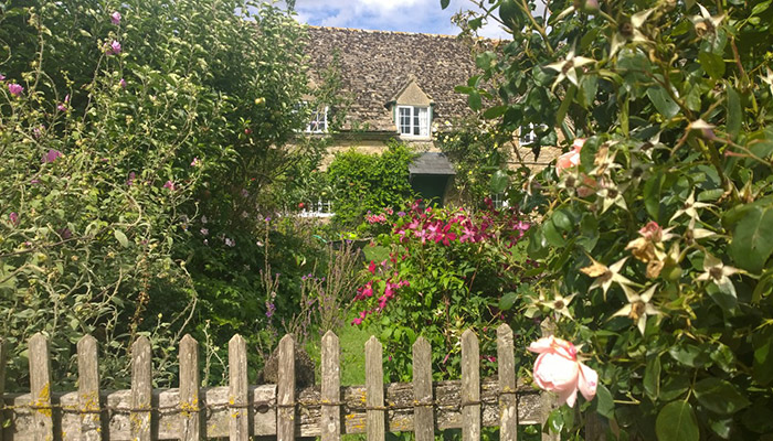 A Cotswolds cottage